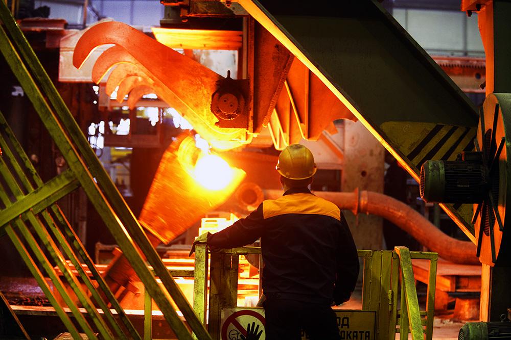 РЖД: погрузка чёрных металлов с начала года выросла на 1,8%