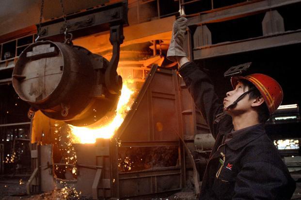 Китайские стальные фьючерсы продолжают рост