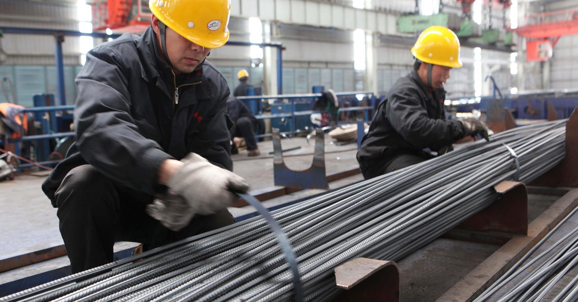 Китай скорректирует экспортные тарифы на ряд металлопродукции