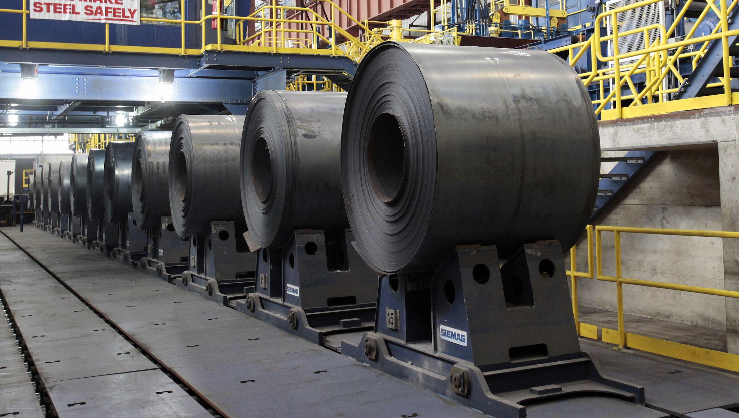 «Северсталь» ожидает роста стального спроса на 3-4%