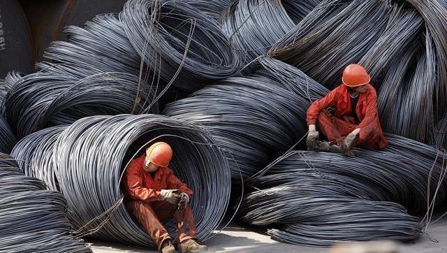 Рекордная прибыль китайских металлургических компаний