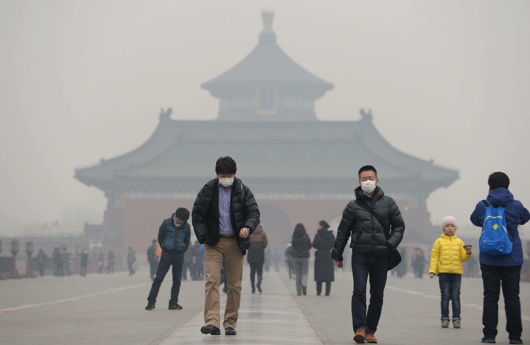 Новые экологические нормативы для борьбы со смогом в Китае 2018г.