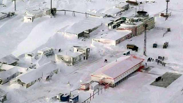 Развитие стального строительства в Арктике