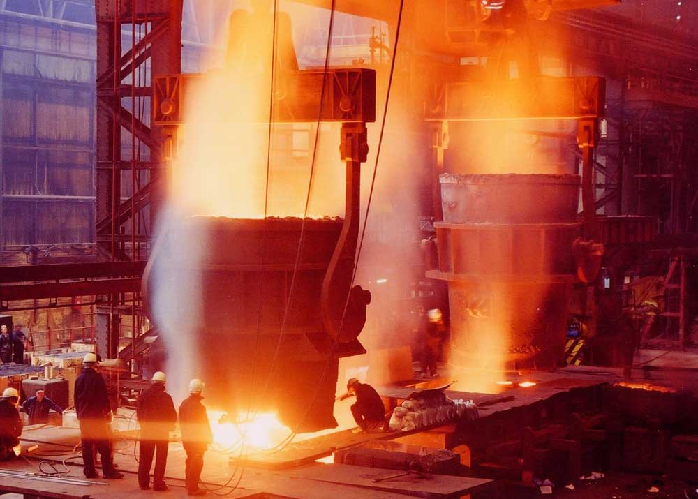 Создание совета главных металлургов России