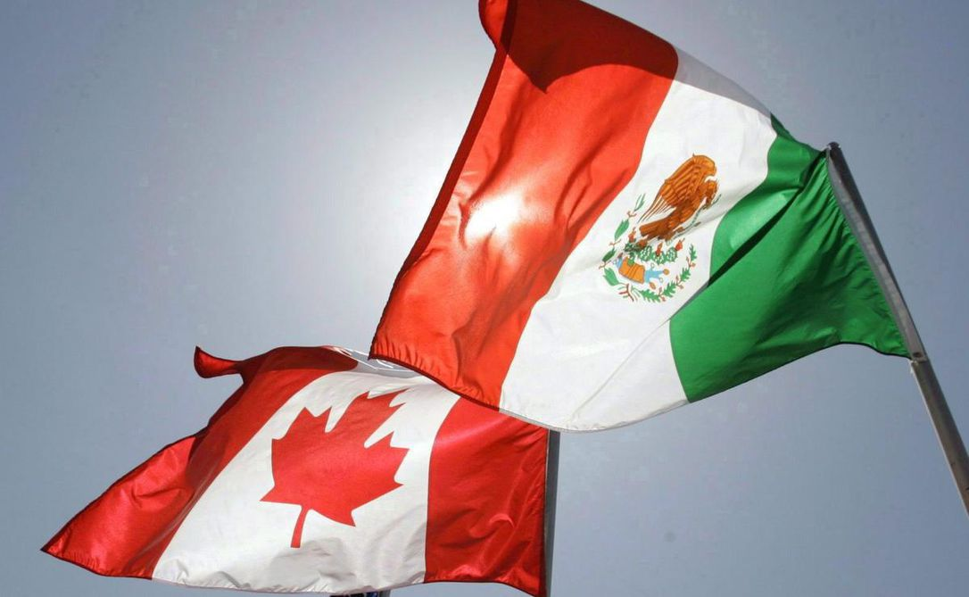 Канада отказалась от защитных пошлин на мексиканских стальные трубы