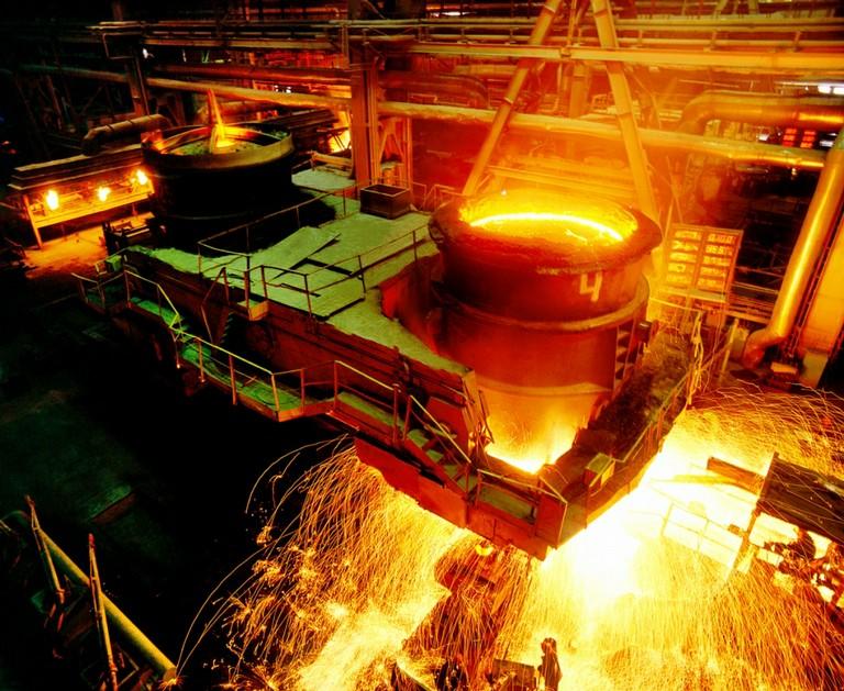 Во втором квартале Италия снизит производство стали