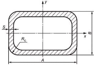 Труба профильная 80х40х3 мм