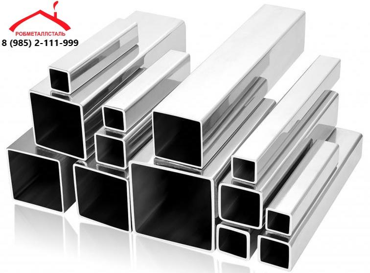 Труба профильная 60x30x3 фото, Труба профильная 60x30x3 картинка, Труба профильная 60x30x3 в Москве фото